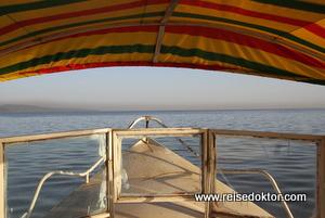 Bootsfahrt Tana See