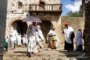 Debre Berhan Selassi Gondar