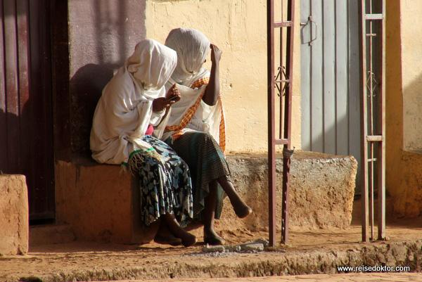 Debre Markos Äthiopien