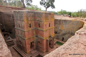 Georgiys Lalibela