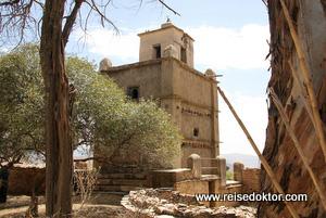 Glockenturm Debre Damo