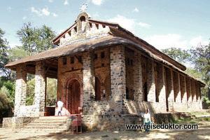 Gondar Kirche