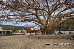 Hauptplatz Axum