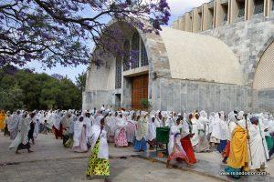 Kirche in Axum