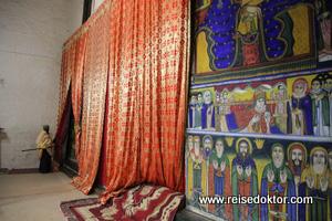 Kircheninnere Axum