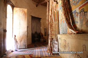 Narga Selassi Kirche