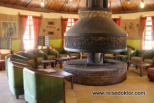 Simien Lodge Bar