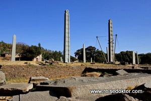 Stelenpark Axum