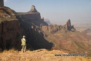 Wanderung Äthiopien