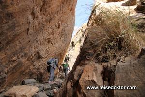 Wanderung Maryam Korkor