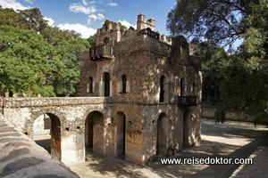 Wasserschloss Fasilidas