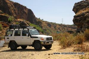 Zagwe Ethiopia Tours Auto
