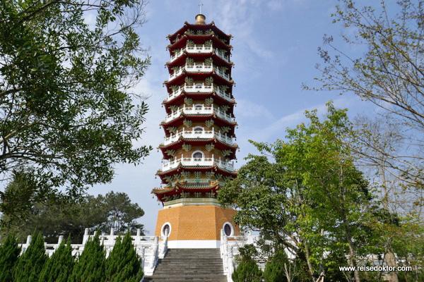 Ci'en Pagode in Taiwan