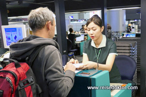 Eva Air Check In