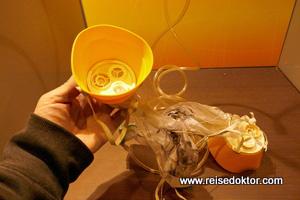 Eva Air Sauerstoffmaske