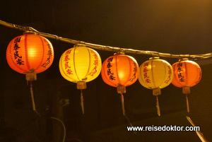 Lampions Tainan