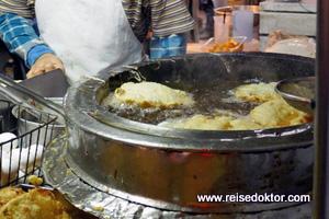 Nachtmarkt Shilin Taiwan