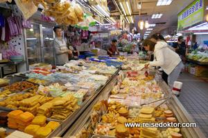 Shi Dong Market Taipeh