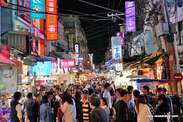 Shilin Nachtmarkt