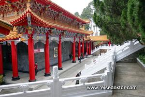 Xuanzang Tempel Taiwan