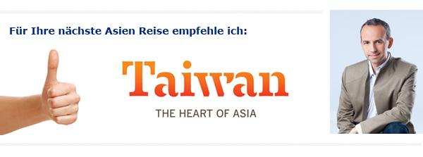 Taiwan Tourismus