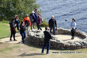 Besucher Loch Ness