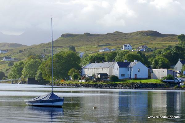 Bucht - Isle of Skye