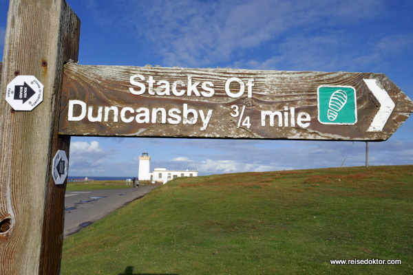 Duncansby in Irland
