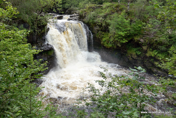 Falls of Falloch in Schottland
