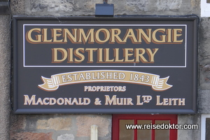 Glenmorangie Destillerie
