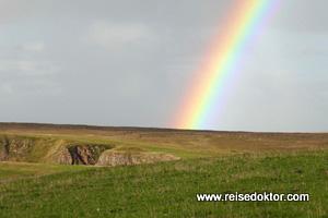 Irland Regenbogen