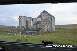 Kirchenruine Schottland