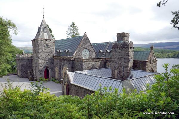 Saint Conan´s Kirche Schottland