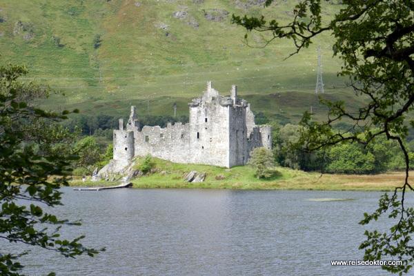 Schottland: Kilchurn Castle