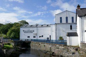 Talisker Destillerie