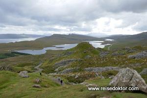 Wanderung Isle of Skye