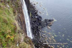 Wasserfall Isle of Skye