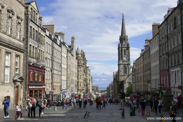Schottland: Bilder und Fotos von Edinburgh