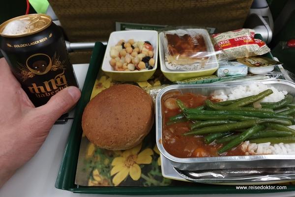 Ethiopian Airlines Essen