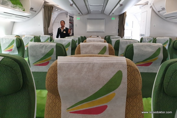 A350 Ethiopian Airlines